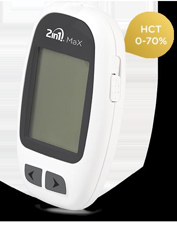 Διαγνωστική συσκευή γλυκόζης 2in1max